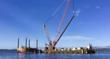 Applications Marine Pile Construction #5