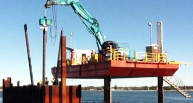 Marine Pile Construction (2)