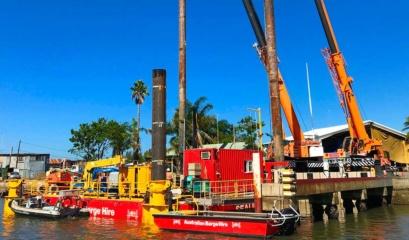 180412 Sea Lift 6 Leg Reconfig Taren Point